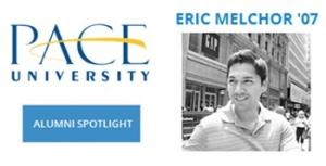Eric Melchor, Pace University