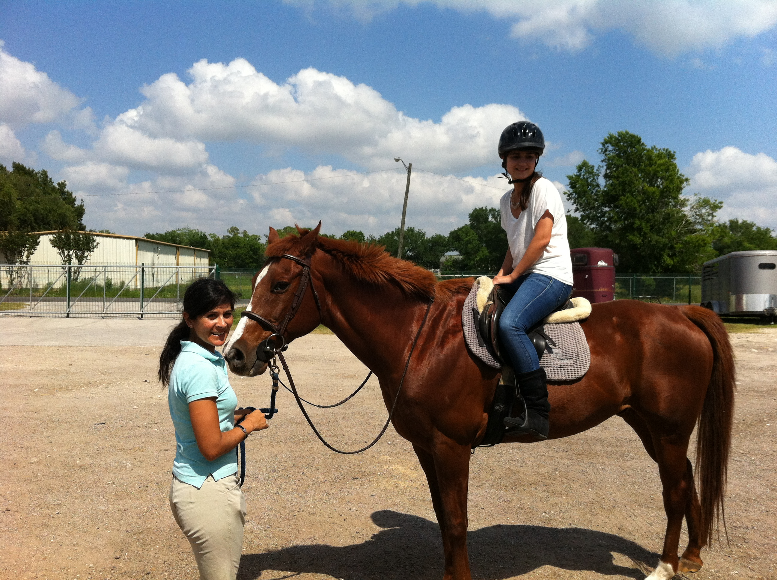 How to Ride a Horse (with Pictures) - wikiHow