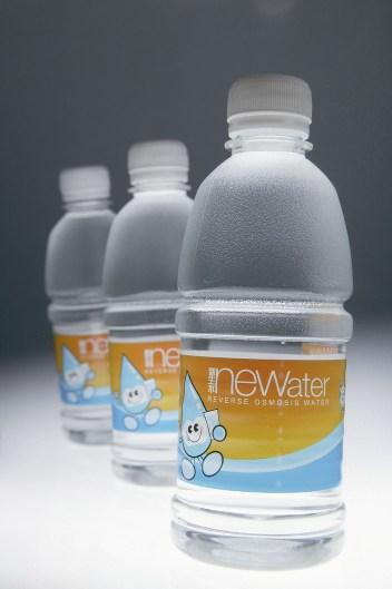 Singapore Drinking Water From Sewage