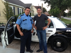 Ride Along with Houston Police Department