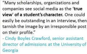 college applicants