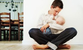 why paternity leave is good for wife