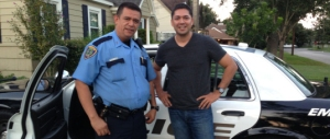 Confessions of a police ride along with Officer Martinez